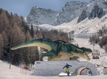 Dinoland am Klausberg