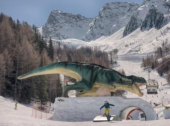 Dinoland at Klausberg