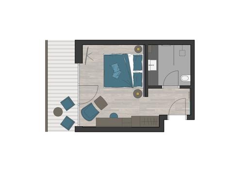 Panoramic room Bergfex NEW 2019-2