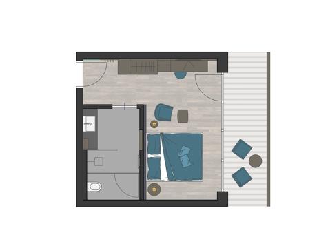 Doppelzimmer Traumfänger-3