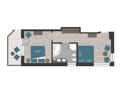 Mountain Living Suite-2