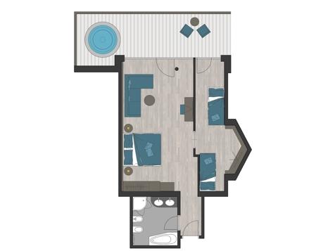 Hubertus suite-4