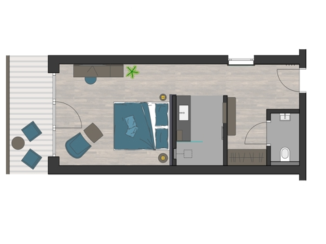 Panorama Juniorsuite NEU 2019-1