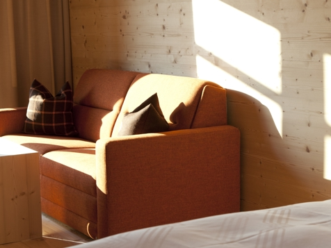 Doppelzimmer/Familienzimmer Talblick mit Balkon-4