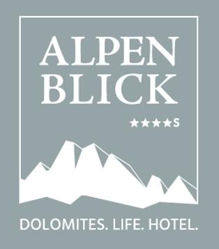 Dolomites.Life.Hotel. Alpenblick Logo