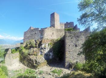Drei-Burgen-Wanderung in Eppan