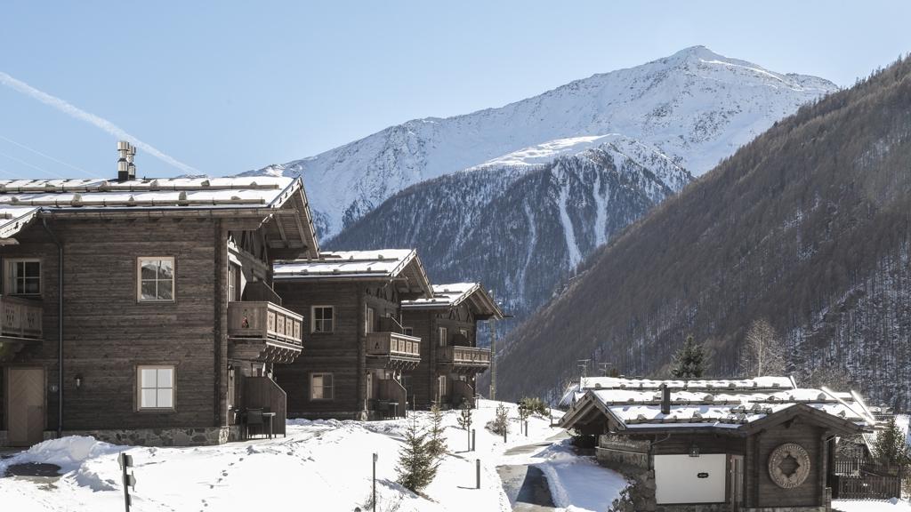 Edelweiss Hotel Amp Chalets In Schnals Meran Und Umgebung