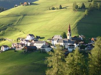 Enneberg in summer
