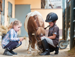 Equitazione al Lago di Garda
