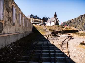 Erlebnisbergwerk Schneeberg