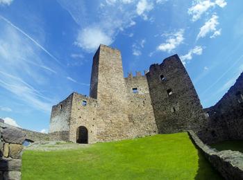Escursione ai Tre Castelli di Appiano