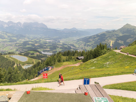Escursioni a Kitzbühel