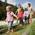 Escursioni con bambini