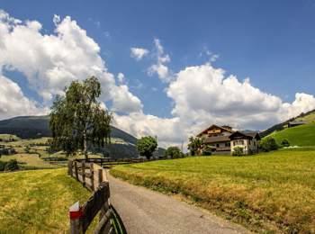 Escursioni in Val Sarentino