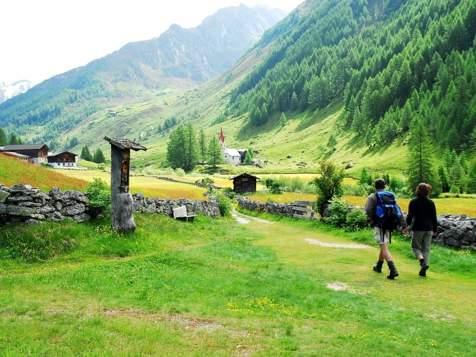 Escursioni in Valle Aurina