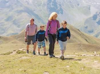 Escursioni nell'area vacanze Passo Resia