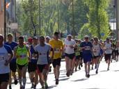 Spring Half-Marathon Meran
