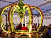 Festa Törggelefest a Termeno