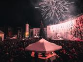 New Year's Eve in Bruneck
