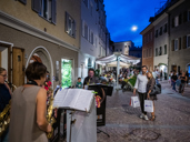 Summer evenings in Bruneck