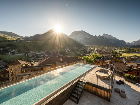 Excelsior mountain l style l spa l resort - Marebbe - Dolomiti