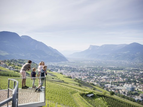 Falknerpromenade Dorf Tirol