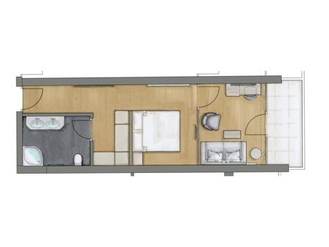 Suite Charlotte | Stammhaus-2