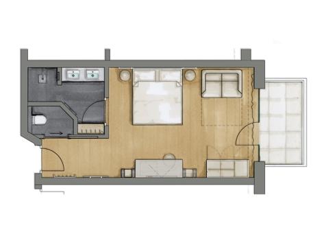Komfortzimmer Monika | Stammhaus-2