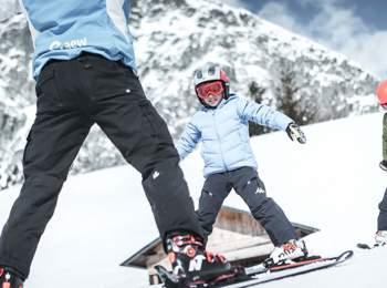 Familienfreundliches Skigebiet Meran 2000