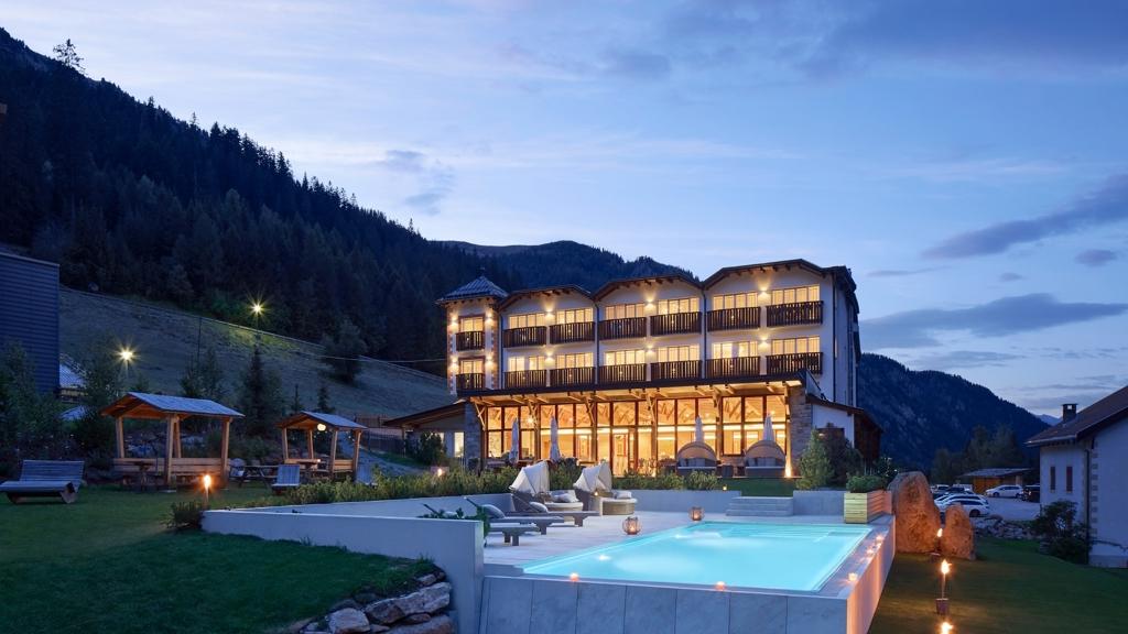 Familienhotel Bella Vista