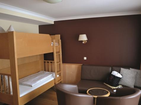 Ebner Joch Suite - für 2 Erw. und 3 - 4 Kinder-2