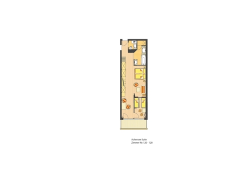 Achensee Suite II - für 2 Erw. und 1 - 2 Kinder-2