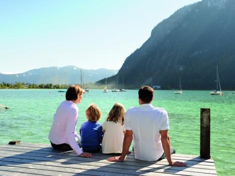 Familienurlaub am Achensee