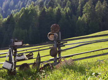 Farm handcrafts in South Tyrol
