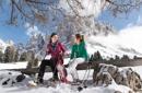 Faszination Schneeschuwandern