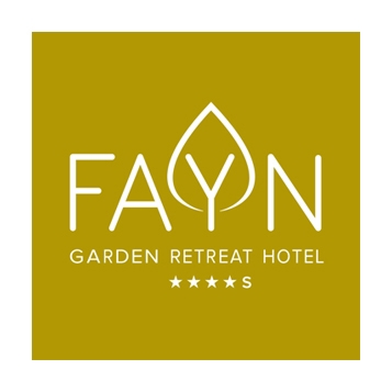 FAYN garden retreat hotel Logo