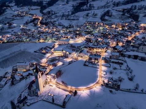 Feldthurns im Winter