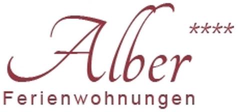 Ferienwohnungen Alber Logo