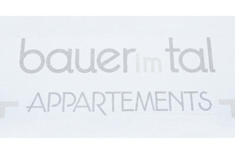 Ferienwohnungen Bauer im Tal Logo