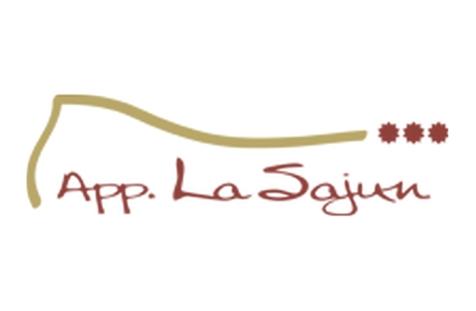 Ferienwohnungen La Sajun Logo