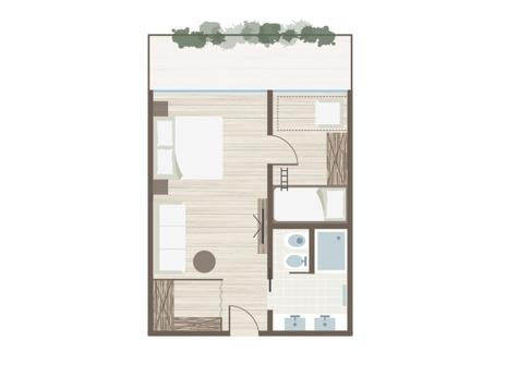 Familienzimmer Amethyst-1