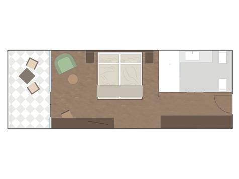 Komfort Doppelzimmer ALPEN-1