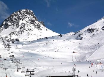 Flimspitze presso Ischgl