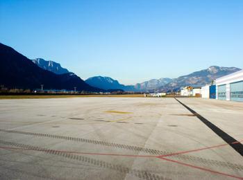 Flughafen Gianni Caproni di Trento