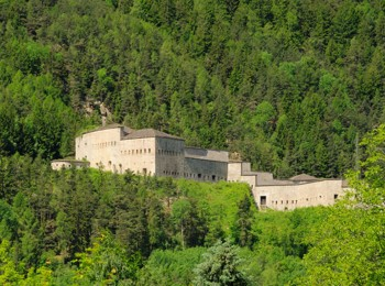 Franzensfeste fortress