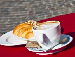 Frühstücken am Gardasee