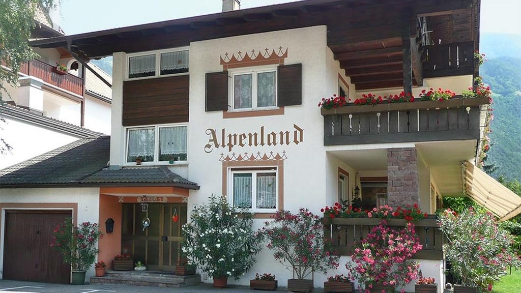 Frühstückspension Alpenland
