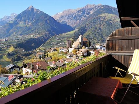 EZ mit Balkon & Panoramablick-3
