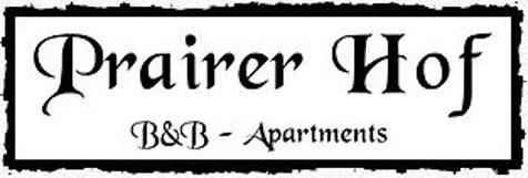 Garni - Appartements Prairer Hof Logo