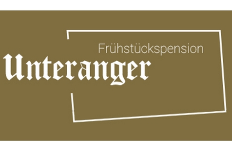Garni Frühstückspension Unteranger Logo